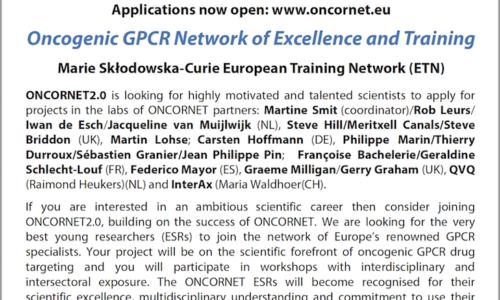 ONCORNET2.0 Recruitment Flyer