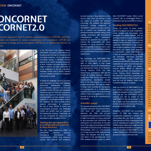 ONCORNET2.0 on www.europeanddissemination.eu